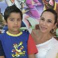 Patricia Battirola - Filho: Miguel