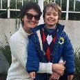 Claudia Eliziane de Vargas - Filho: Pedro Henrique