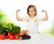 A Importância da alimentação para as crianças
