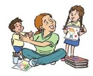 Relações afetivas e o processo de aprendizagem.